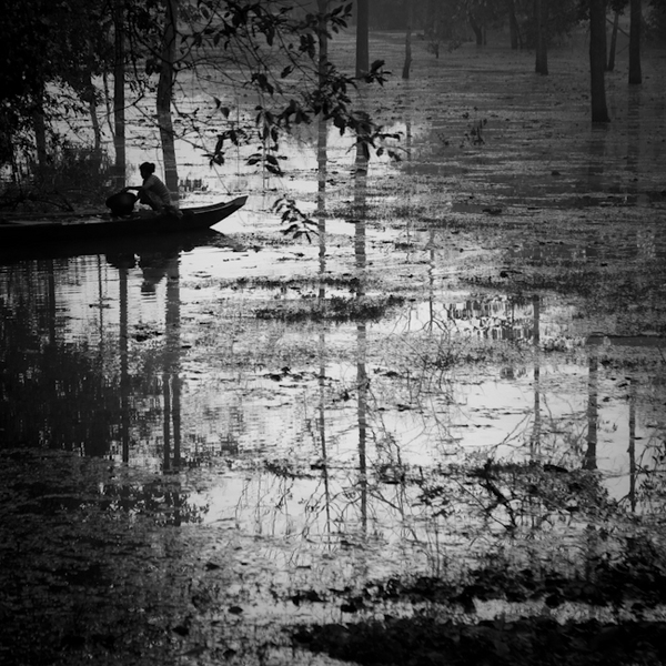 * Early morning - Cambodia , 2014